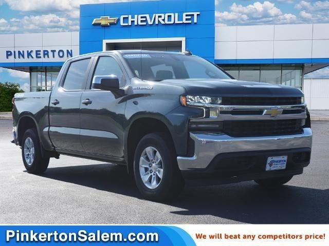 2020 Chevrolet Silverado 1500 Lt Salem Va Roanoke Lafayette Hollins Virginia 1gcuyded7lz106474