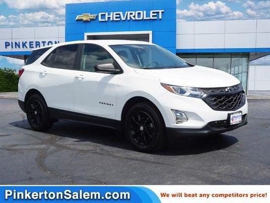 2021 Chevrolet Equinox Ls Salem Va Roanoke Lafayette Hollins Virginia 3gnaxsev3ms116069